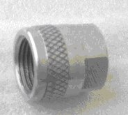 Nozzle retainer nut